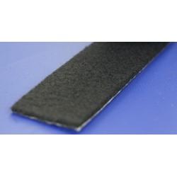 Uszczelka filcowa samoprzylepna, czarna 016033