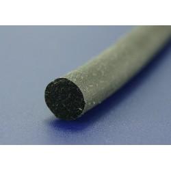 Sznur gumowy okrągły fi 12 mm, 39-608