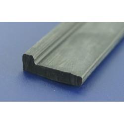 Kątownik EPDM 5x16 mm czarny, 023165