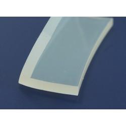 Kątownik silikonowy 7x15 mm transparent, 023017