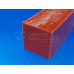 Kwadrat silikonowy 20x20 mm, 023021