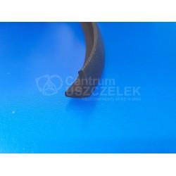 Kątownik gumowy 10x10 mm EPDM, 023116