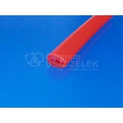 Czerwona osłona krawędzi drzwi samochodowych 1-3 mm z klejem, 96-232-03