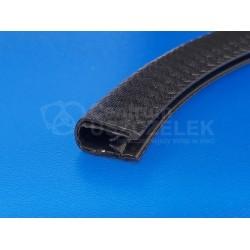 Uszczelka, osłona krawędzi, zaciskowa PVC 54-008