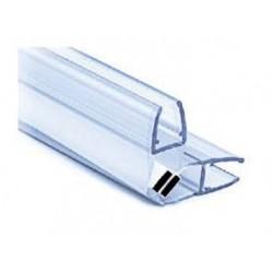 Uszczelka magnetyczna 90°/180° na szkło 6 lub 8 mm, 015695