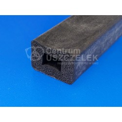 Profil gumowy EPDM 25x19 mm, 39-612