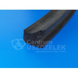 Profil gumowy EPDM 22x19 mm, 39-611