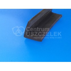 Kątownik gumowy 20x20 mm EPDM, 68-678