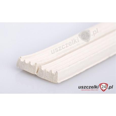 Uszczelka samoprzylepna biała UM 12-507