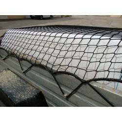 Siatka zabezpieczająca z włókna sztucznego z linką  60-306