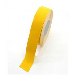 Taśma antypoślizgowa żółta 18mmx25m, 81-432