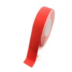 Taśma antypoślizgowa czerwona,  81-435-01