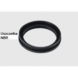 Uszczelka NBR DN 80 do złącza cysterny, 21-092-02