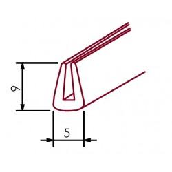Osłona krawędzi 0,4-1,3 mm przewodów i wiązek elektrycznych, 02-004