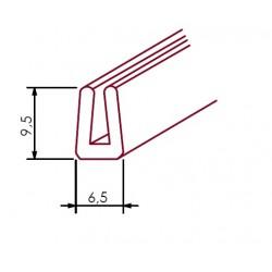 Osłona krawędzi 1,3-2,2 mm przewodów i wiązek elektrycznych, 02-005