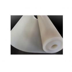 Płyta silikonowa mleczna, grubość 2 mm, 023026