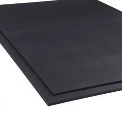 Płyta gumowa EPDM miękkie, grubość 5 mm z klejem 12-941