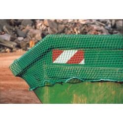 Siatka zabezpieczająca kontener ze sznurem krawędziowym, 60-319-01