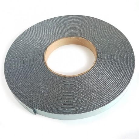 Uszczelka pęczniejąca, gładka 10 x 4 mm czarna, 88-231